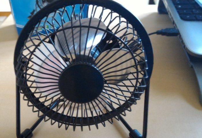Ventilatore usb Ambielly