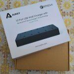ciabatta usb quick charge 3.0 aukey