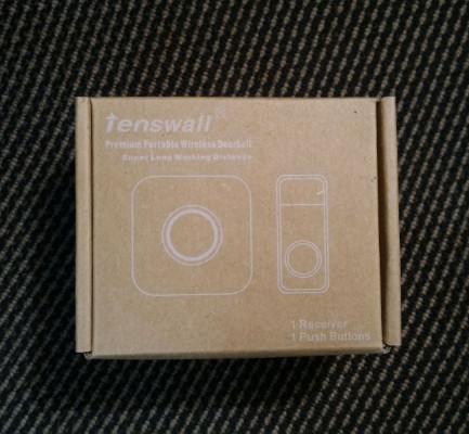 Campanello wireless Tenswall