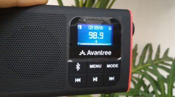 RADIO SPEAKER BLUETOOTH AVANTREE