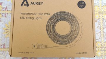 STRISCIA LED IN RAME AUKEY