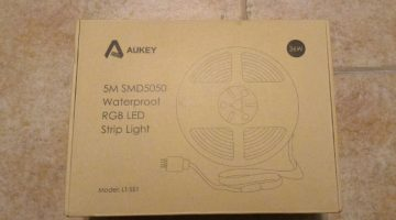 STRISCIA LED AUKEY LT-SS1