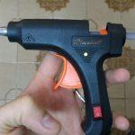 Pistola per colla a caldo Discoball