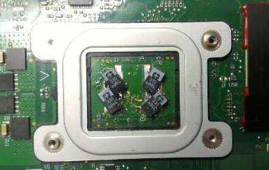 Toshiba A300 nec tokin sostituzione