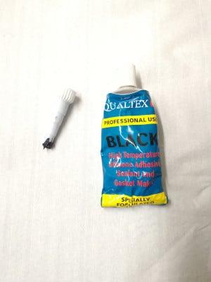 Colla silicone per forni alte temperature Qualtex