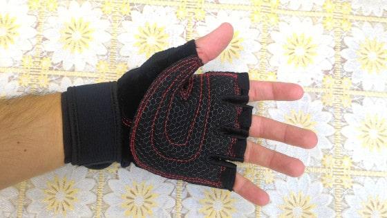 guanti palestra ciclismo mezze dita Vsllcau