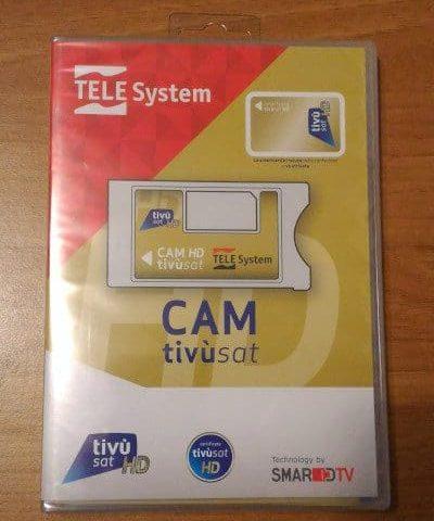 Cam tivusat Telesystem 580401101