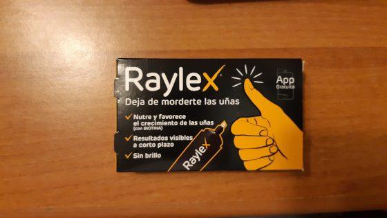 Raylex rimedio contro onicofagia