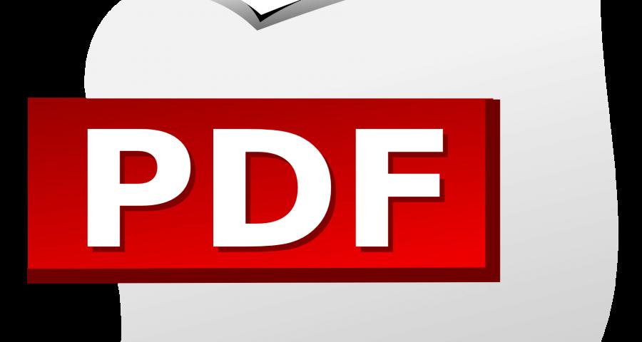 pagina web in pdf