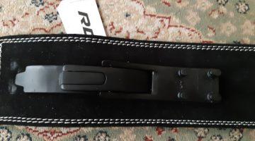Cintura da palestra sollevamento pesi rdx