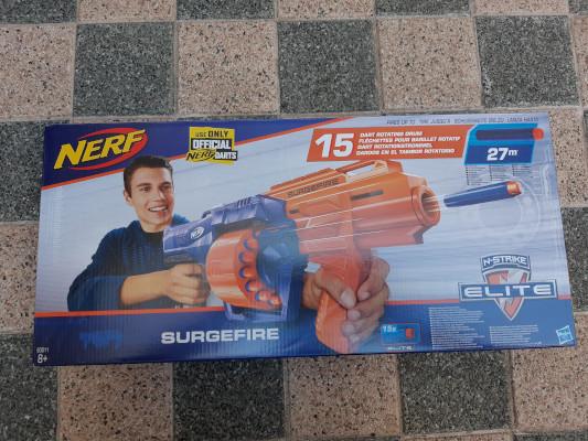 Blaster nerf n-strike Hasbro