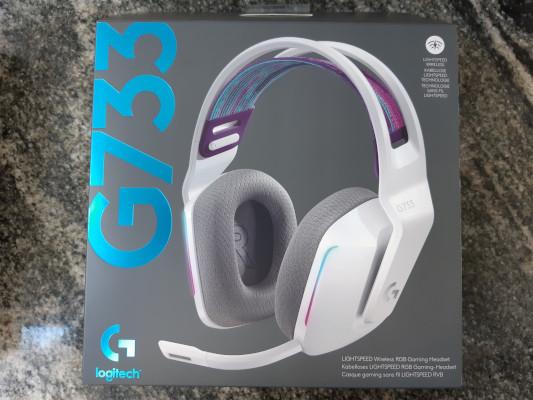 Cuffie da gaming logitech G733