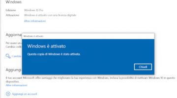 Licenza Windows 10 pro su amazon
