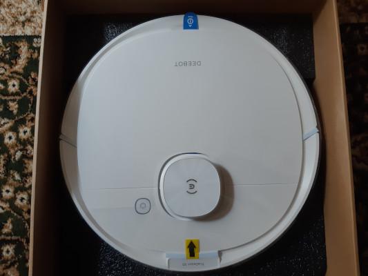 Deebot N8 Pro+ Ecovacs pareri